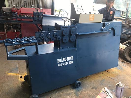 Máy bẻ đai sắt 01